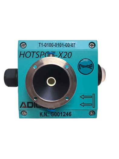 Explosion Prevention with HOTSPOT